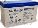 Batería recargable 12V 7-7,2Ah con referencia BT-12V/7A de la marca TELECTRISA.