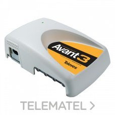 Amplificador AVANT 3 BI/FM-VHF-2UHF 5 filtros con referencia 532740 de la marca TELEVES.