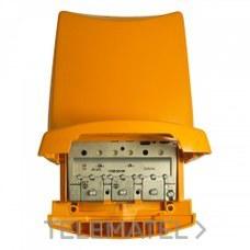 Amplificador mástil 24V FM/B3/DAB/UHF G41 con referencia 535640 de la marca TELEVES.
