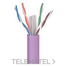 Cable UTP CAT6 LSFH con referencia 2123 de la marca TELEVES.