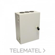 Caja distribución 11 regletas 10 pares con referencia 2189 de la marca TELEVES.