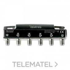 TELEVES 514110 DERIVADOR 5 2400MHz F 4D 12dB TA+DC