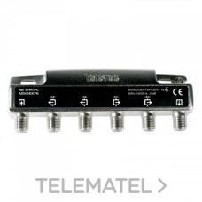 TELEVES 514410 Derivador 5 2400MHz F 4D 24dB C+DC