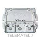 Repartidor 4 direcciones ICT-CC con referencia 543702 de la marca TELEVES.