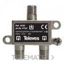 Repartidor interior SCATV 2D con referencia 4530 de la marca TELEVES.