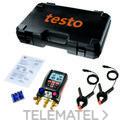 SET ANALIZADOR REFRIGERACION DIGITAL TESTO 550 con referencia 05631550 de la marca TESTO.