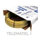 Tubo de polietileno reticulado 0600G con alma de aluminio 32x3,0 amarillo para gas (En rollo de 25m) con referencia 0660009 de la marca TIEMME.