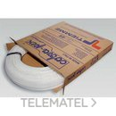Tubo de polietileno reticulado de alta densidad 0300B 20x2mm blanco (En rollo de 100m) con referencia 0300005 de la marca TIEMME.