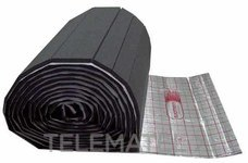 PLANCHA EUROPLUS-FLEX 24mm GRAFITADA ROLLO 15m2 con referencia 121424 de la marca TRADESA.
