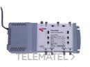 AMPLIFICADOR CABECERA THA 340 LTE 3 ENTRADAS 2 SALIDAS con referencia 300385 de la marca TRIAX.