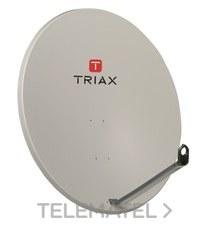 ANTENA PARABOLICA TD110 INDUSTRIAL DIAMETRO 110cm con referencia 120123 de la marca TRIAX.