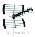 ANTENA UHF YAGI CON 21 17 dB con referencia 107335 de la marca TRIAX.