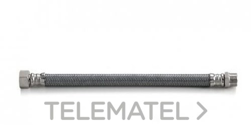 """FLEXIBLE TAQ-SUPER-TP HG-1212 HEMBRA-HEMBRA 1/2"""" 350mm con referencia 200127 de la marca TUCAI."""