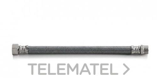 """FLEXIBLE TAQ-SUPER-TP HG-1212 HEMBRA-HEMBRA 1/2"""" 500mm con referencia 201053 de la marca TUCAI."""