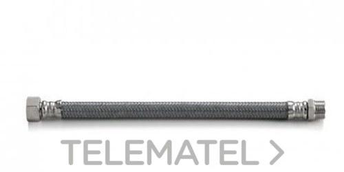 """FLEXIBLE TAQ-SUPER-TP MG-1212 MACHO-HEMBRA 1/2"""" 350mm con referencia 200126 de la marca TUCAI."""