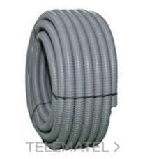 TUPERSA 040100007 Tubo flexible ESPIROPLASTIC gris Pg.07
