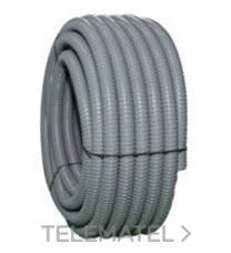 TUPERSA 040100009 Tubo flexible ESPIROPLASTIC gris Pg.09