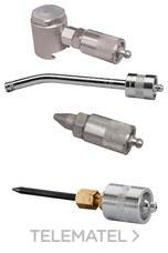 Latiguillo flexible 360//ln 300mm m10x1 alta presi/ón Umeta 360//ln