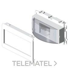 UNEX 93648-03 ADPR.MEC.SOBRE RAIL DIN 65 U24X PVC Al