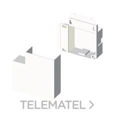 UNEX 78245-2 ANGULO PNO.PVC P/78045/95/145 U24X BN