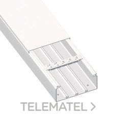 UNEX 73072-2 CANAL 72/73 PVC-M1 40x90 U23X BN