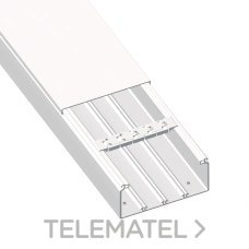 UNEX 73085-42 CANAL 73 PC+ABS 60x150 U41X BLANCO NIEVE