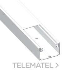 UNEX 93021-2 CANAL 93 1 TAPA 50x100 U23X BLANCO NIEVE