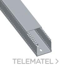 UNEX 30.30.77 CANAL P/CBLD.77 PVC-M1 33x30 U23X GR