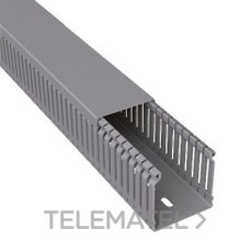 UNEX 40.20.77 CANAL P/CBLD.77 PVC-M1 42x20 U23X GR