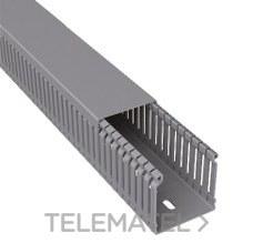 UNEX 40.40.77 CANAL P/CBLD.77 PVC-M1 42x43 U23X GR