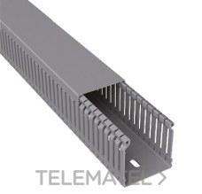UNEX 60.40.77 CANAL P/CBLD.77 PVC-M1 60x43 U23X GR