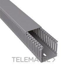 UNEX 60.60.77 CANAL P/CBLD.77 PVC-M1 60x60 U23X GR