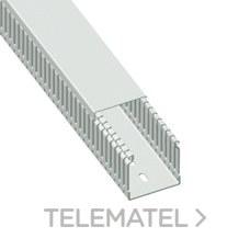 UNEX 40.60.88 CANAL P/CBLD.88 PC+ABS 42x60 U42X GR