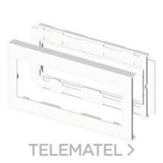 UNEX 73643-2 MARCO P/MEC.PVC 110x281mm U24X BN
