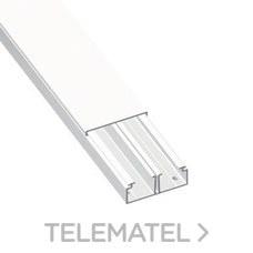 UNEX 78095-2 MOLDURA C/TAB.78 PVC-M1 20x50 U23X BN