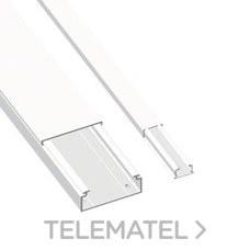 UNEX 78045-2 MOLDURA S/TAB.78 PVC-M1 20x50 U23X BN
