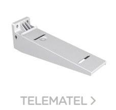 SOPORTE HORIZONTAL PVC-M1 P/66200/1 U23X GRIS con referencia 66203 de la marca UNEX.