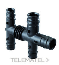 UPONOR 1008724 Colector techo Mainfold 25/20x16x16