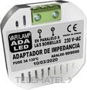 Adaptador de impedancia para led (En blister) con referencia ADA LED de la marca VARILAMP.