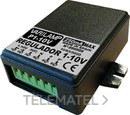 Regulador a pulsadores para led 1-10V 250mA máximo (En blister) con referencia P1-10V de la marca VARILAMP.