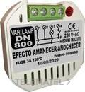 Regulador efecto día / noche control externo 800W máximo (En blister) con referencia DN 800 de la marca VARILAMP.