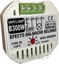 Regulador efecto día / noche para belenes 300W máximo (En blister) con referencia B300W de la marca VARILAMP.