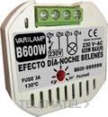 Regulador efecto día / noche para belenes 600W máximo (En blister) con referencia B600W de la marca VARILAMP.