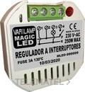 Regulador led universal a interruptores 250W máximo (En blister) con referencia MAGIC LED 250 de la marca VARILAMP.