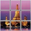 Panel LED VISION foto Asia 600x600mm con referencia 58872 de la marca VISION.