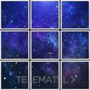 Panel LED VISION foto universo 600x600mm con referencia 58810 de la marca VISION.