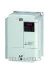 Convertidor de frecuencia LSLV0075S100-2EXNNS 2x230V 7,5kW S100-2 trifásico 200~230V IP66 con referencia 6030002500 de la marca VMC.