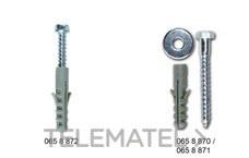 WALRAVEN 0658870 Bolsa conjunto fijación soportes