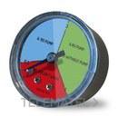 Kit manómetro redondo comprobación presión con referencia 766510 de la marca WATERFILTER.