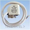 ACTUADOR FAN-COIL 22 CONTACTOS 230V CONTACTO CERRADO IP54 MACHO 30x1,5 con referencia 0422CX230NC2 de la marca WATTS.